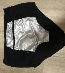 Magasderekú bikini alsó