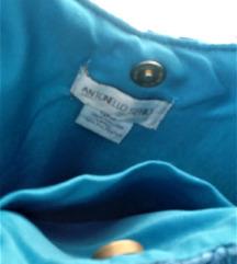 Olasz, nyári, textil válltáska