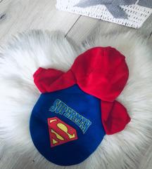 Supermanes új kutya ruha 🐾