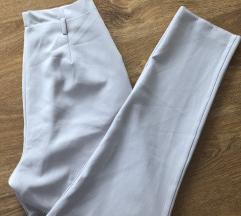 Missguided krémszínű chino nadrág