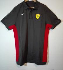 Címkés Puma Ferrari férfi póló XL