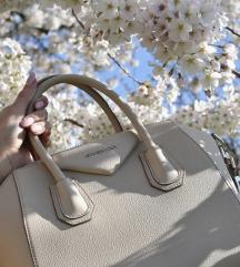 Givenchy igazi bőr bézs Antigona táska