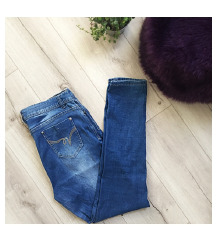 💎 Egyszerű skinny farmer nadrág