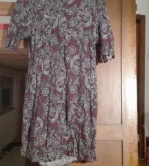 s-es madaras virágos ruha
