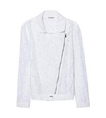 Intimissimi fehér csipke motoros dzseki új M