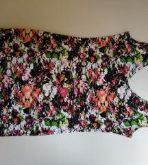 Virágmintás ruha (XS-S)