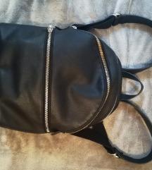 Fekete hátizsák -ELADVA
