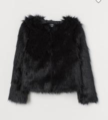 H&m műszörme kabát