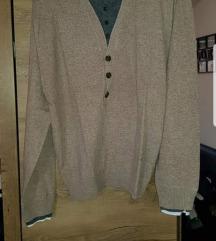Saxoolondon XL-es pulóver