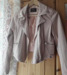 Velúr kabátka