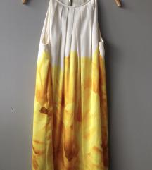 Virágos Mango ruha