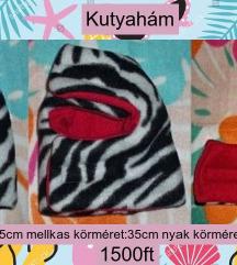 hám kutyahám mellényhám textilhám zebra