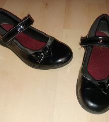 Clarks fekete, masnis lakkbőr cipő 31