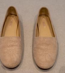 Ecco kecskebőr cipő