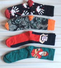 Mintás zoknik