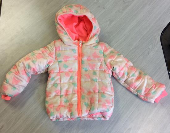 Kislány kabát