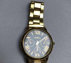 Geneva arany-fekete óra