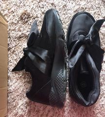 Masnis fekete sneaker