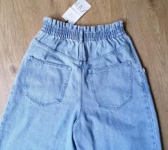 Címkés ZARA baggy jeans 36-38