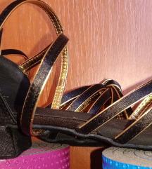 Latin 38,5 tánc cipő