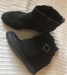 Fekete bokacsizma