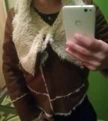 New Look szőrmés kabát
