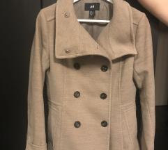 H&M M bézs kabát