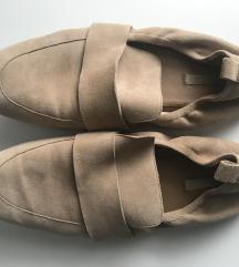 H&M Premium bőr loafer