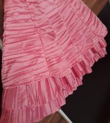 490f120daa Rózsaszín alkalmi/koszorúslány ruha LEÁRAZVA! Rózsaszín alkalmi/koszorúslány  ruha