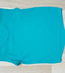Zara türkiz póló