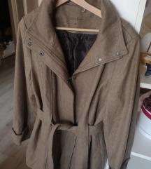 Calvin Klein gyapjú teljesen új átmeneti kabát