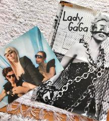 Lady Gaga poszterek