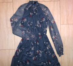 Mohito mintás hosszú ruha