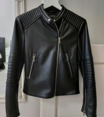 Zara műbőr dzseki