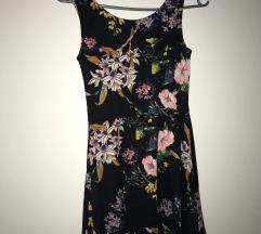 H&M-es virágos ruha