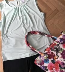 Menta színű Calvin Klein blúz (40)