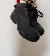 Fekete sneaker