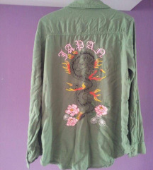 Zöld ing