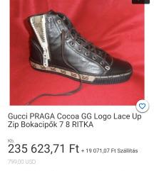Eredeti gucci ff cipő