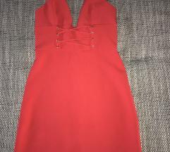 Zara piros ruha S