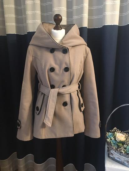 ✨Meleg téli szövet kabát M-L-XL✨