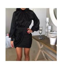 Fekete csinos mini ruha
