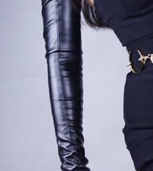 Műbőr alkalmi női kesztyű 70cm hosszú