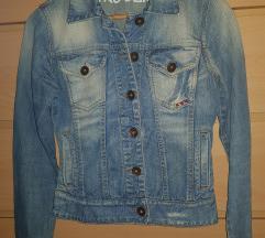 Retro Jeans női kabát