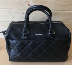 MANGO Fekete táska
