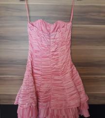 a7f35e21f3 Rózsaszín alkalmi/koszorúslány ruha LEÁRAZVA! Rózsaszín alkalmi/koszorúslány  ruha ...