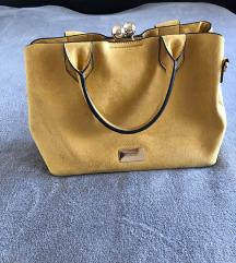 Parfois sárga táska