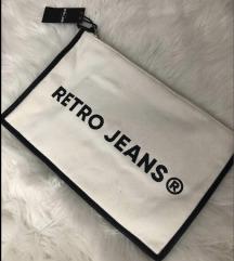 Címkés Retro táska