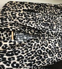 Topshop leopárd mintás ing