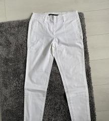Zara hófehér nadrág 34 méret